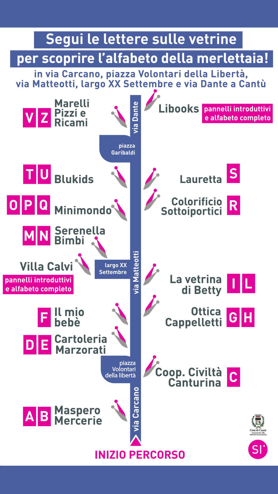 Alfabeto del Legnamée